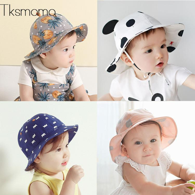 2d91c5a1bacc1 Detail Feedback Questions about 2019 Brand Designer Baby Infant Hat For  Summer Beach Hats Newborn Kids Cap Photo Props Hats 0 36 Months on  Aliexpress.com ...