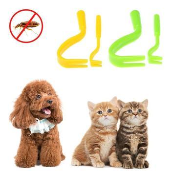 2pcsset-plastic-tick-twist-hook-flea-remover-hook-human-cat-dog-pet-supplies-tick-remover-tool-pet-supplies