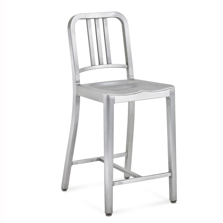 Fashion Designer Aluminum Bar Chairs Metal Chairs Minimalist European Tall Stool  Bar Stool Chair Creative Chairs Value On Aliexpress.com | Alibaba Group