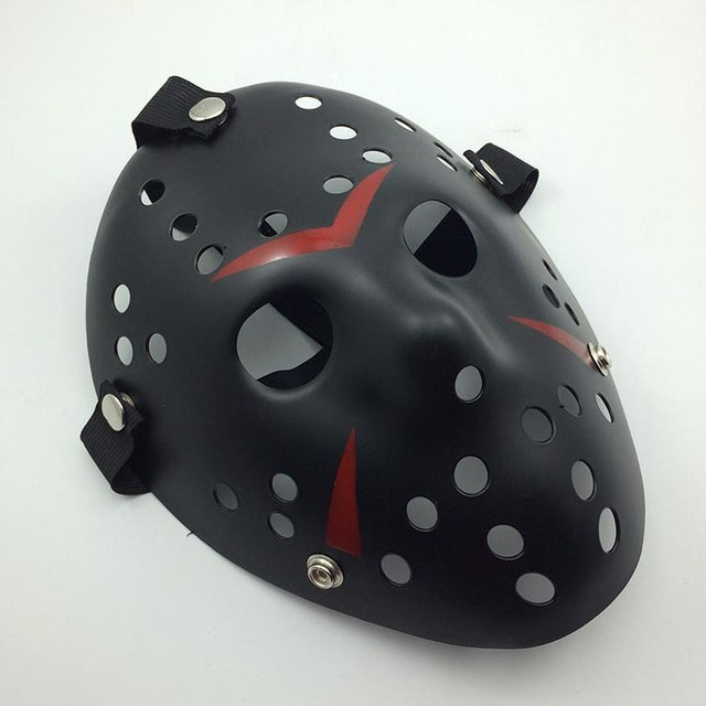Jason vs Freddy Mask Black
