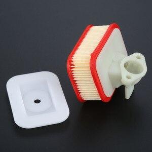 Image 5 - DRELD papel de motosierra 5200 5800 52/58CC, juego de filtros de aire, piezas de herramientas de jardín
