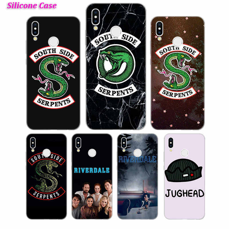 Phone Case for Huawei P Smart Z Plus 2019 Silicone Case for Huawei P30 P20 Pro P10 P9 P8 Lite Plus Cover Style 008XX