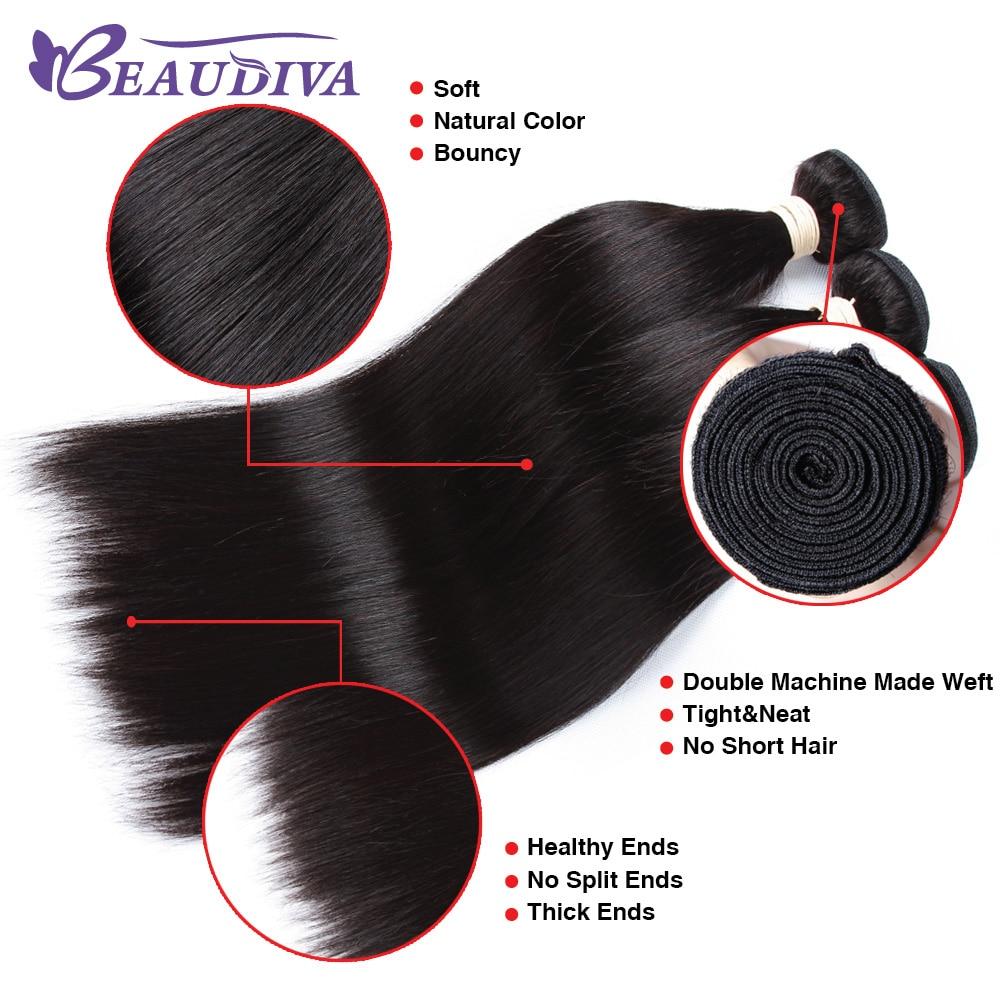 Beaudiva Hair Extension 100% Human Hair 13