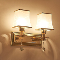 LED Creative Wall Lamp Modern Indoor Bedside Reading Lamp/Simple Personality Loft Style Stairs Light Living Room Lights