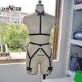 2014New превосходство бади жгут модно сексуальная простой стиль черный бади флягодержатель с бантом - галстук для леди