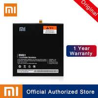 Xiao mi 100% oryginalna bateria BM61 tabletki dla Xiao mi mi Pad 2 mi Pad 2 7.9 Cal 6010mAh rzeczywista pojemność akumulator Batteria Akku