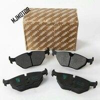 Rear Brake Pads Set Auto Car PAD KIT FR DISC BRAKE For MG3 ROEWE 350 550