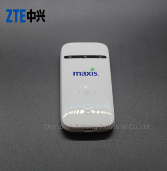 Unlocked ZTE MF65 POCKET WIFI 3G Mobile Hotspot HSPA+ DL 21.6Mbps wireless router PK MF60 MF61 MF62
