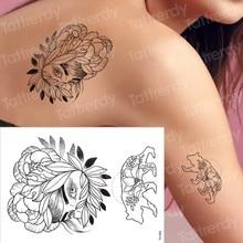 Vente En Gros Rose Neck Tattoos Galerie Achetez A Des Lots A