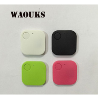 5PCS Smart Bluetooth Anti Theft Device For Square Positioning Key Wallet Mobile Phone Two Way Anti