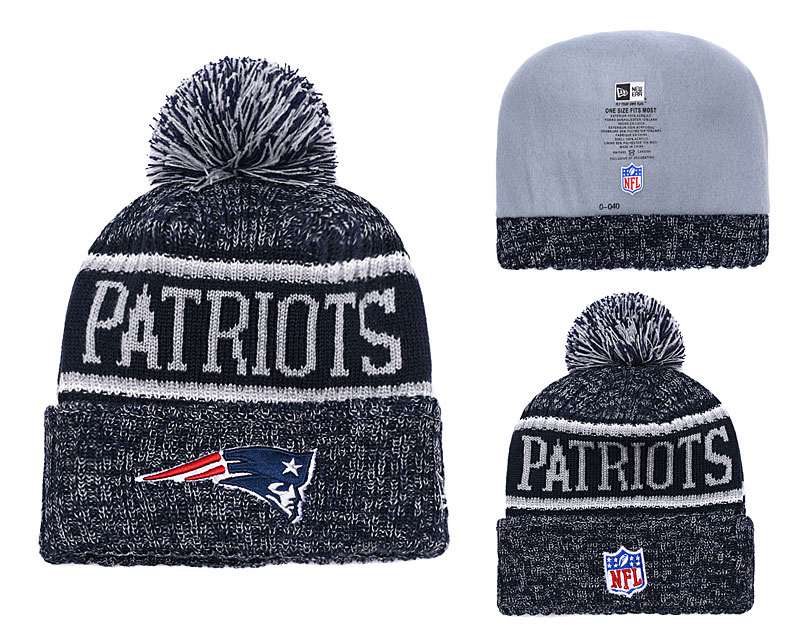 2019 new Fast shipping NEW ENGLAND high quality PATRIOTS beanies knit hats