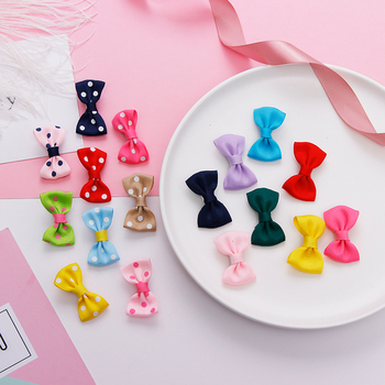 10PCS/Lot Fashion Girls Colorful Bow Flower Spot Star Hairpins Barrettes Children Cute Hair Clips Headband Kids Hair Accessories 1