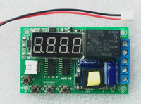 Free Shipping AC 220V Time Relay Trigger Delay Timer Cycle Switch Module Time Delay Relay