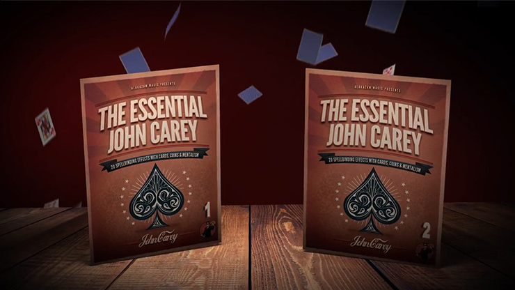 Essential Carey By John Carey-magic Tricks