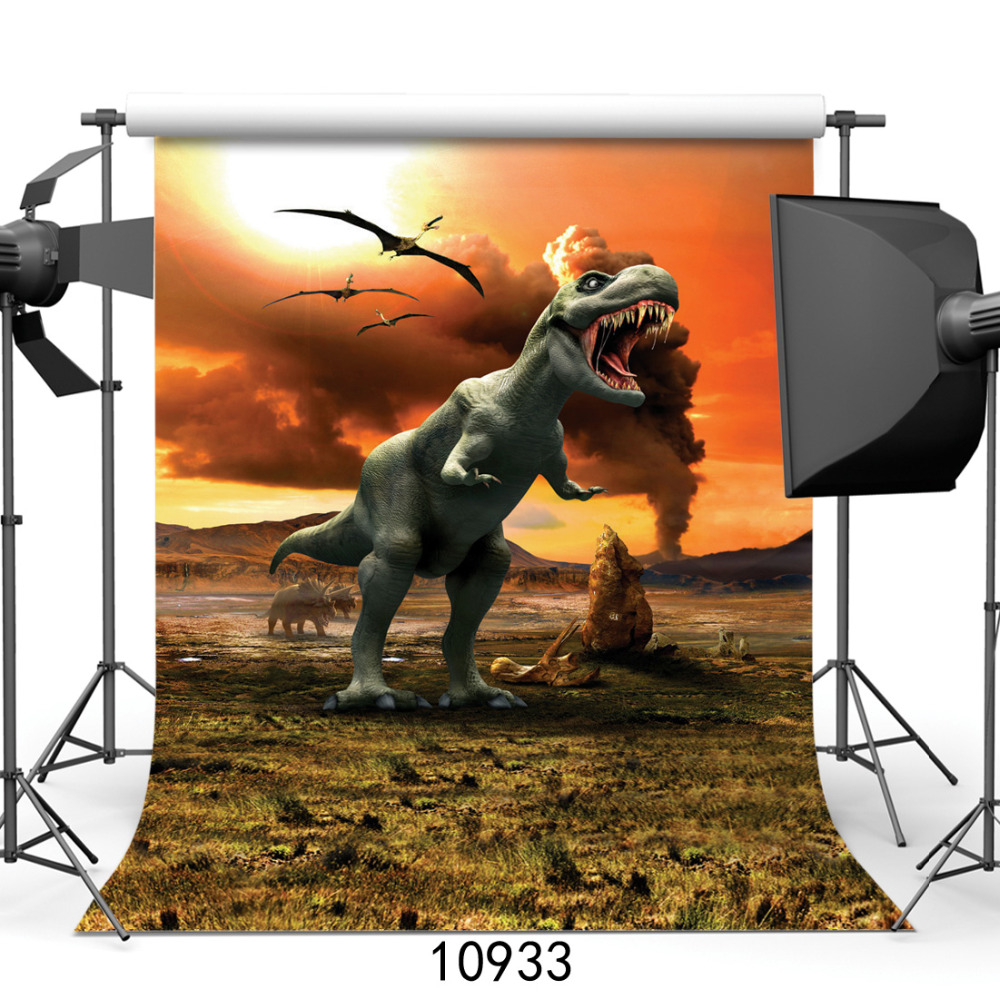 SJOLOON dinosaur vinyl photography background children photography backdrop numeric printout photo backdrops for studio props sjoloon christmas photography background baby photo backdrops computer print photo background fond photo studio thin vinyl props