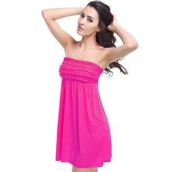 Long cover up swimwear beach dress