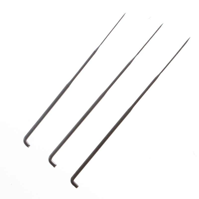 9 шт. инструменты для шитья иглы для войлоковаляния держатель деревянная ручка ватный войлок инструменты наряд тонкий новый