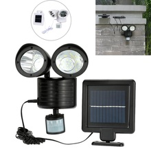 Solar Light 22 LED Portable Energy Lamp Waterproof Home Yard Outdoor Lighting Led Garden Pathway Wall
