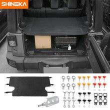 SHINEKA 4 двери крышка багажника автомобиля хвост дверь винтовая застежка демонтаж разобрать инструмент для демонтажа для снятия Jeep Wrangler JK 2007 +