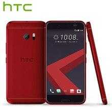EU версия htc 10 4 аппарат не привязан к оператору сотовой связи Android мобильный телефон 5,2 «4 Гб Оперативная память 32 GB Встроенная память Snapdragon 4 ядра 12MP Камера NFC умный телефон с распознаванием отпечатка пальца