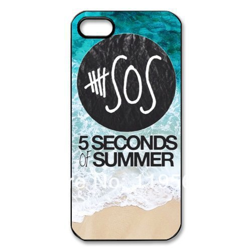 Band 5SOS 5 Seconds of Summer Cover case for iphone 4 4s 5 5s 5c 6 6s plus samsung galaxy S3 S4 mini S5 S6 Note 2 3 4 z1155