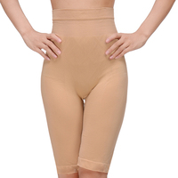 High waist women shaping pants with tummy control supper stretch slim underwear abdomen hips and butt lifter pants Postpartum