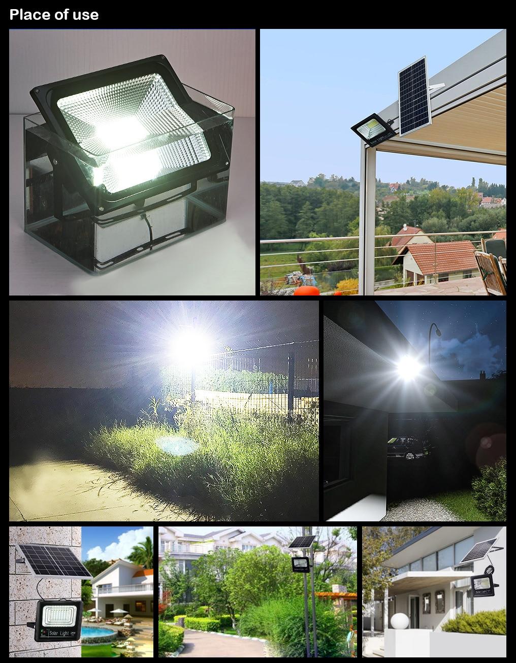 spotlight à prova dwaterproof água ao ar