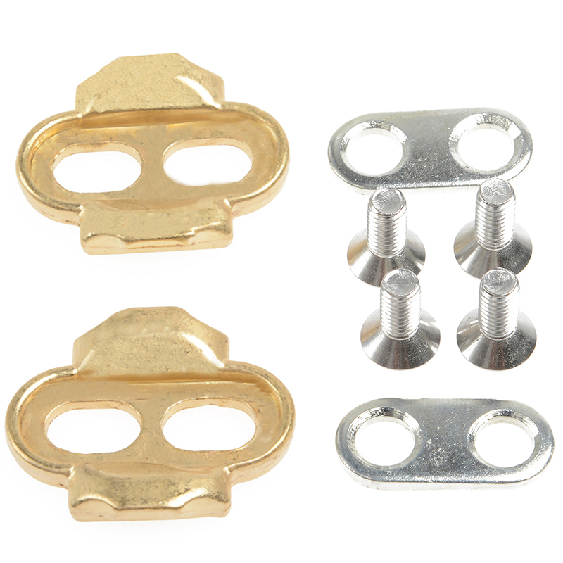 2pcs Bicycle Premium Cleats Crank Brothers Egg Beater Candy Acid Mallet Pedal