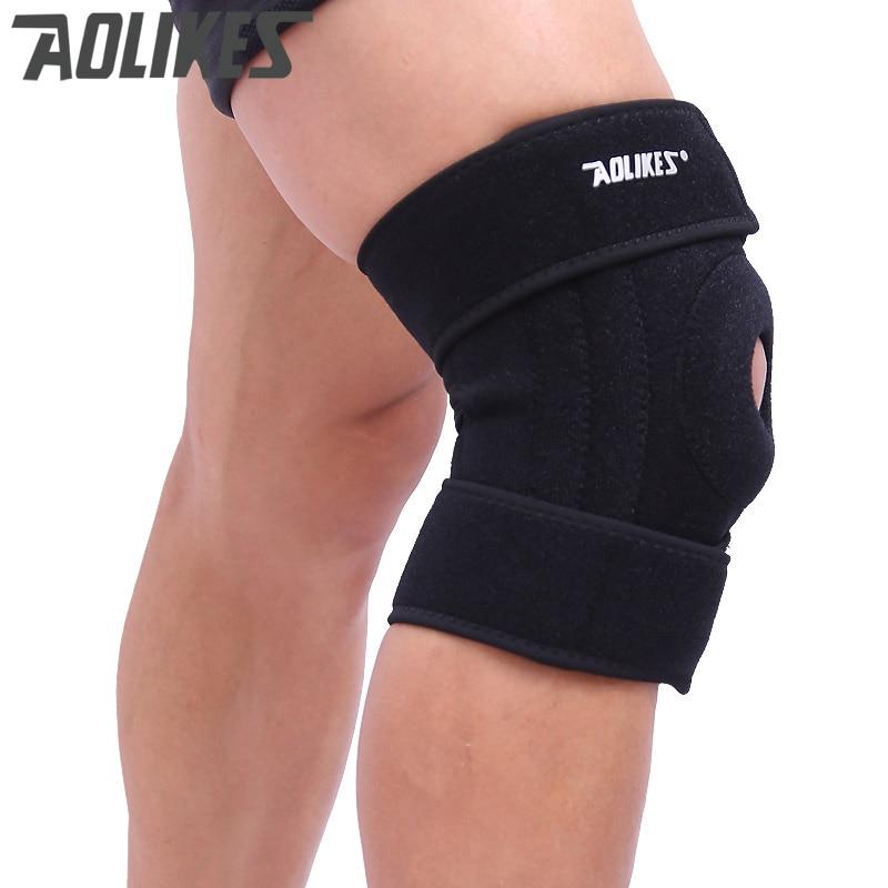 AOLIKES 1 τεμάχιο αθλητικά γόνατα - Αθλητικά είδη και αξεσουάρ - Φωτογραφία 6