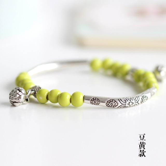fun beaded bracelet 5