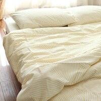 100 Cotton Twill Endless Printed 3 Pcs 4pcs Bedding Sets Duvet Cover Set Yellow Warm Japan