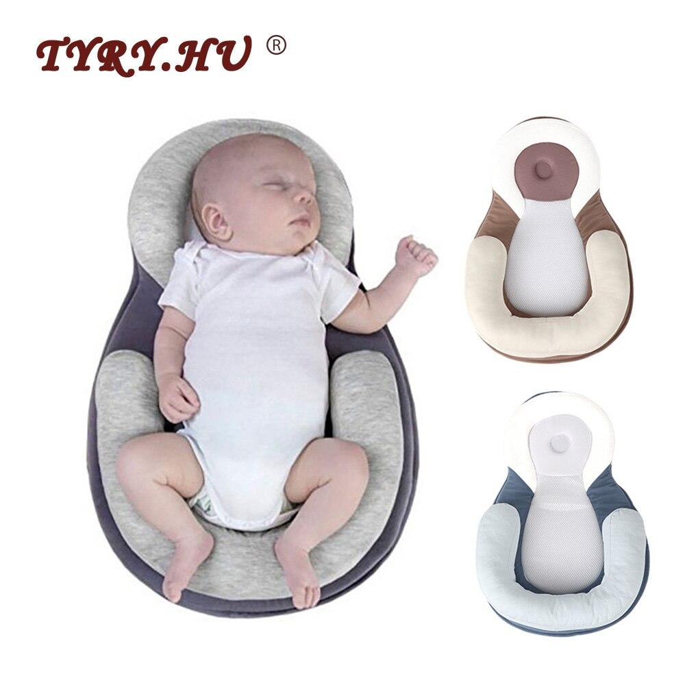 TYRY.HU Portable Newborn Baby Crib Nursery Travel Folding Baby Bed Bag Infant Toddler Cradle Multifunction Storage Bag Baby Care