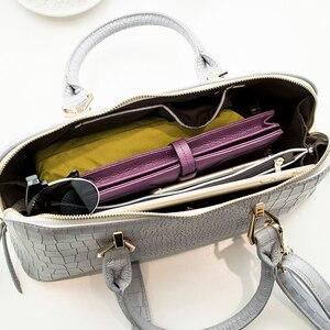 Роскошные женские сумки, дизайнерские сумки из кожи аллигатора, женские сумки через плечо, сумки на молнии, женские красные сумки на плечо