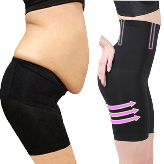f6050768497 Woman Butt Lifter Shaper High Waist Trainers Invisible Tummy Trimmer Thigh  Booty Lift Up Seamless Panty Body Shapers Underwear