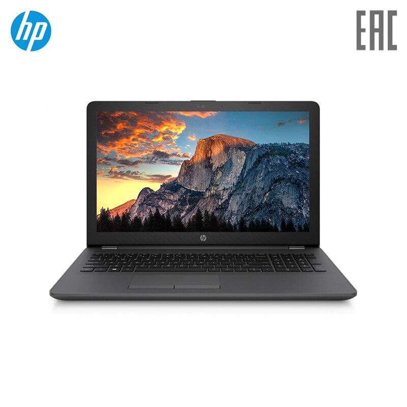 """Ноутбук HP 250 G6 15.6 """"/i3-5005U/4 ГБ/500 ГБ/Intel 5500/noodd/ DOS/Темно-пепельный (2XZ27ES)"""