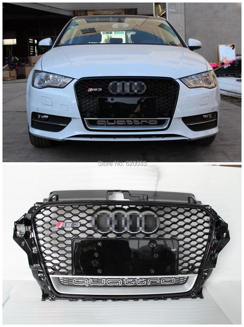 2015 Audi S3 Front Bumper - Car Audi