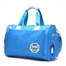 Waterproof Sports Handbag Women Men Outdoor Shoulder Bag 28L