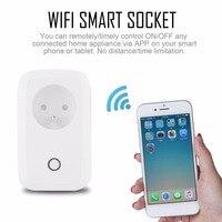 Onleny Smart Wifi Socket Switch EU UK US AU Plug Remote Control Socket Outlet APP Timing