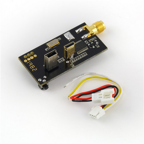 Light L250 5 8G 250mW VTX FPV Transmitter With Connecting Cable Free Shipping With Tracking