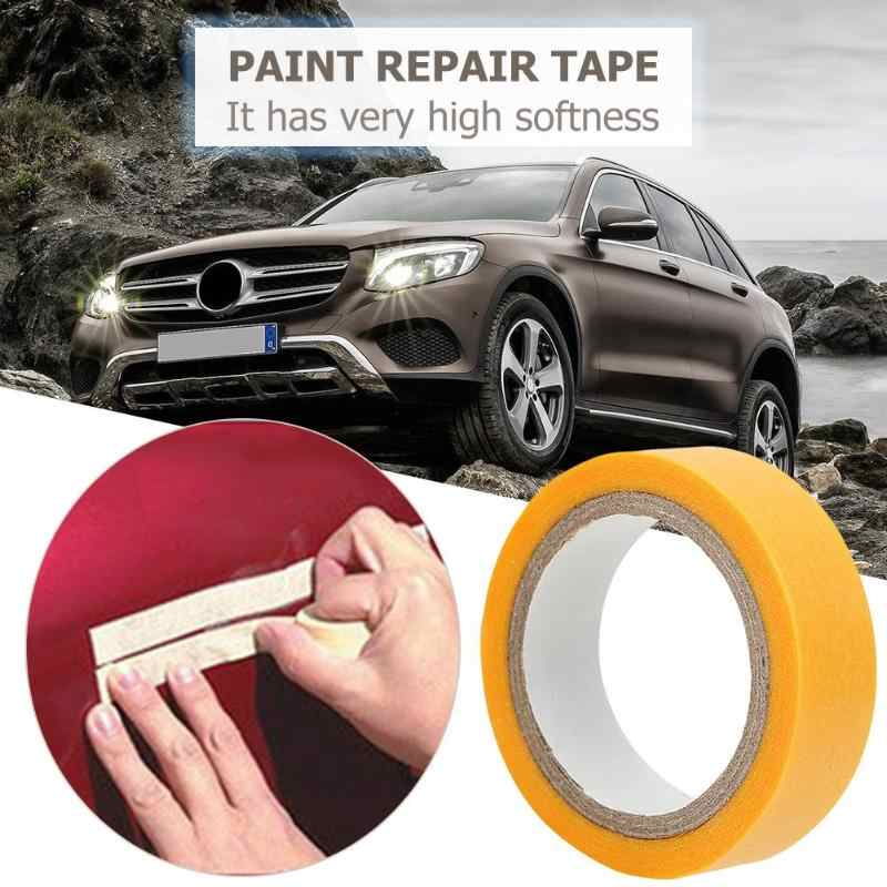 페인트 스프레이 마스킹 고무 테이프 페인트 관리 도구 자동차 페인트 자동 스크래치 수리