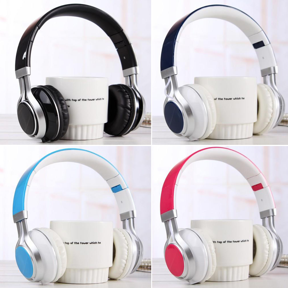 EP16 Headband Wired Gaming Headphones With Mic 3D Stereo Bass Headset For Computer Game Music Listening Smartphone PC