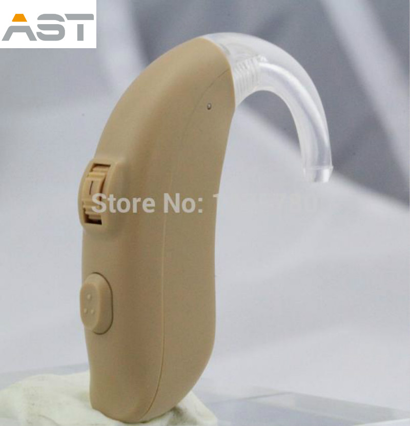 AST Free Shipping Manual control BTE digital hearing aids economic ear sound hearing aid for hearing loss SU05 feie hearing aid s 10b affordable cheap mini aparelho auditivo digital for mild to moderate hearing loss free shipping