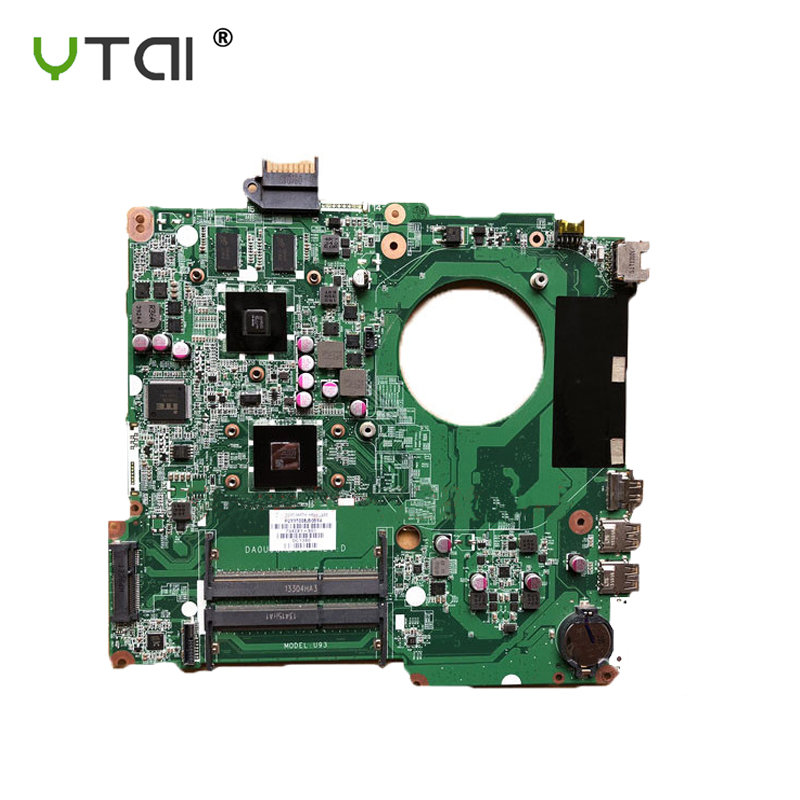 732096-001 734821-001 Laptop Motherboard For Hp 15-N Motherboard  DA0U93MB6D0 A6-5200 CPU DDR3 HD8400 GPU732096-001 734821-001 Laptop Motherboard For Hp 15-N Motherboard  DA0U93MB6D0 A6-5200 CPU DDR3 HD8400 GPU