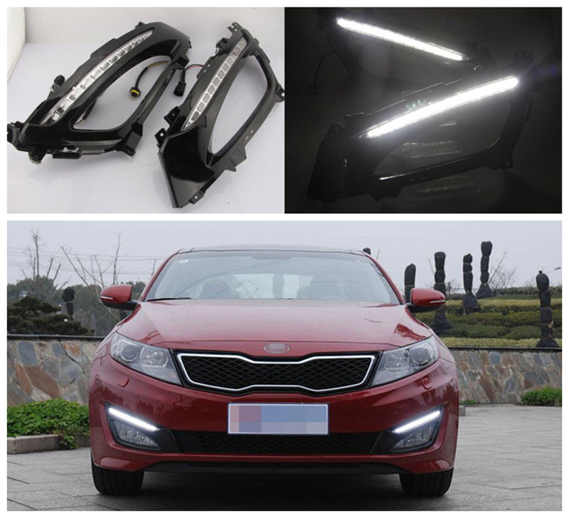 Popular Kia Optima Drl-Buy Cheap Kia Optima Drl lots from ...