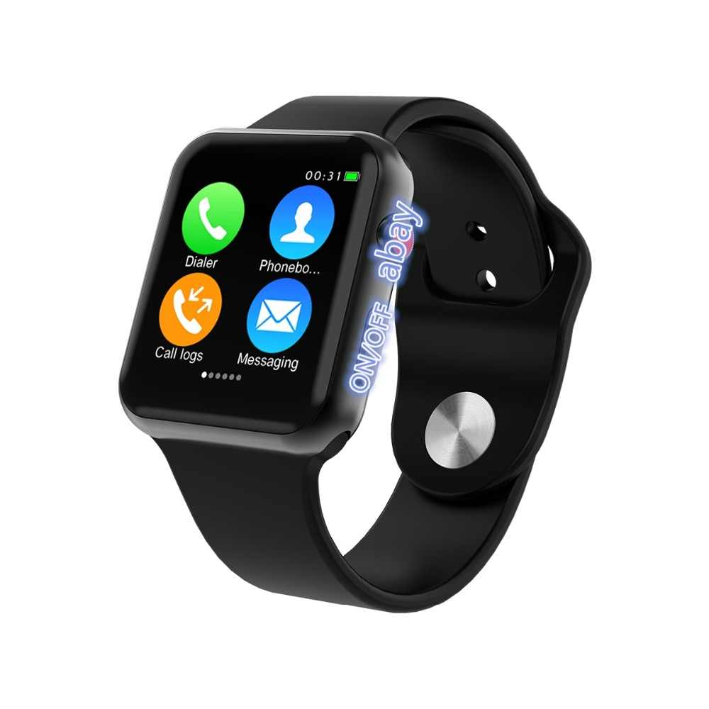 O88 Bluetooth montre intelligente nouvelle mise à niveau série 4 SmartWatch étui pour Apple iOS iPhone Xiaomi Android téléphone intelligent pas Apple montre