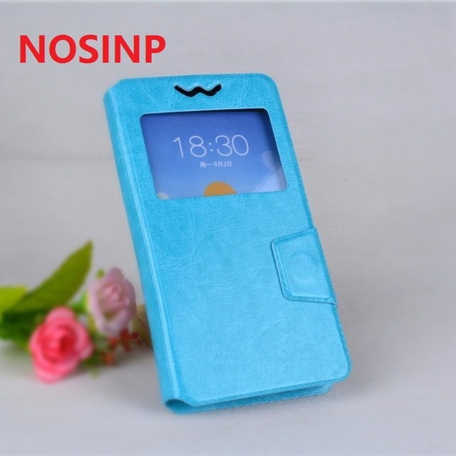 """NOSINP Oukitel C2 case mobile phone Bracket Clip Holster for Android 5.1 4.5""""inch Mobile Phone by free shipping"""