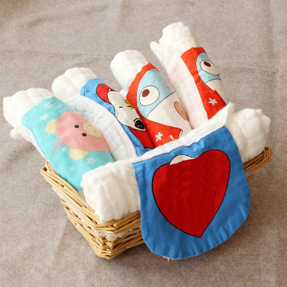 Towel To Wipe Sweat: New Arrival Soft Baby Sweat Towel Infant Soft Back Dry