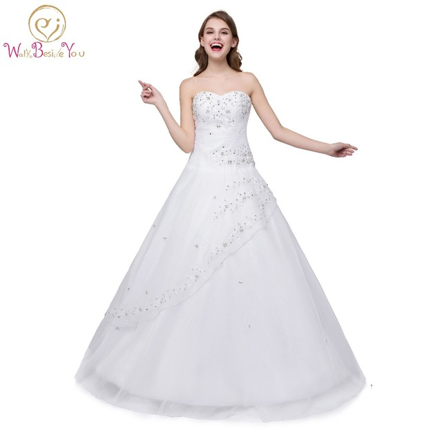 Sweet 16 Dresses White Quinceanera Dresses Ball Gown Sweetheart Girl ...
