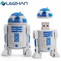 LEIZHAN Star Wars USB Flash Drive 64G Pendrive High Speed 32G USB Flash Stick 16G Pen Drive Flash Drive Wholesales USB Disk Gift