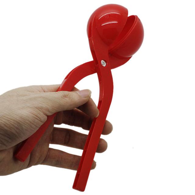 New Winter Snow Ball Maker Sand Mold Tool Kids Toy